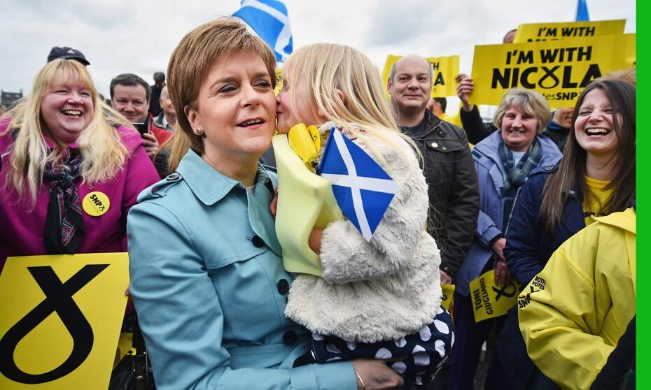 SNP Escocia