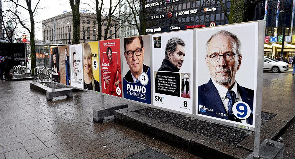 Finlandia-Elecciones