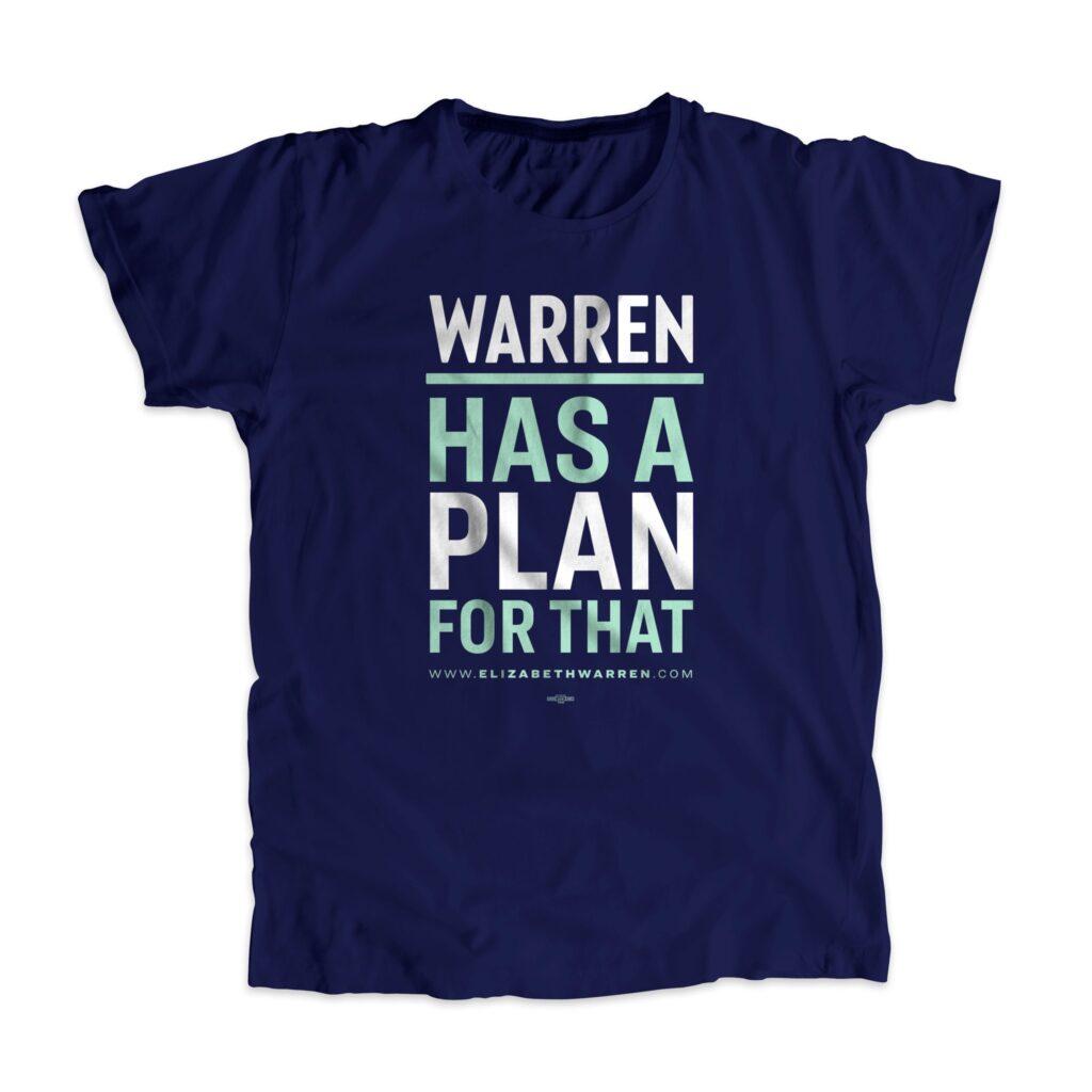 La campaña de Elizabeth Warren
