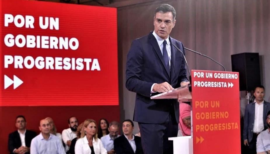 Sánchez La Moncloa