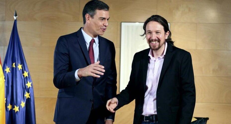 PSOE Podemos acuerdo