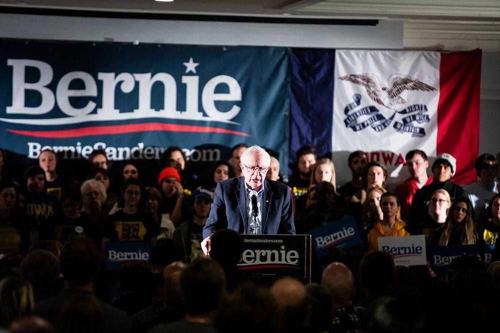 Iowa Bernie Sanders